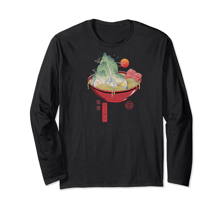 Ra Landscape Premium T-shirt Long Sleeve T-shirt