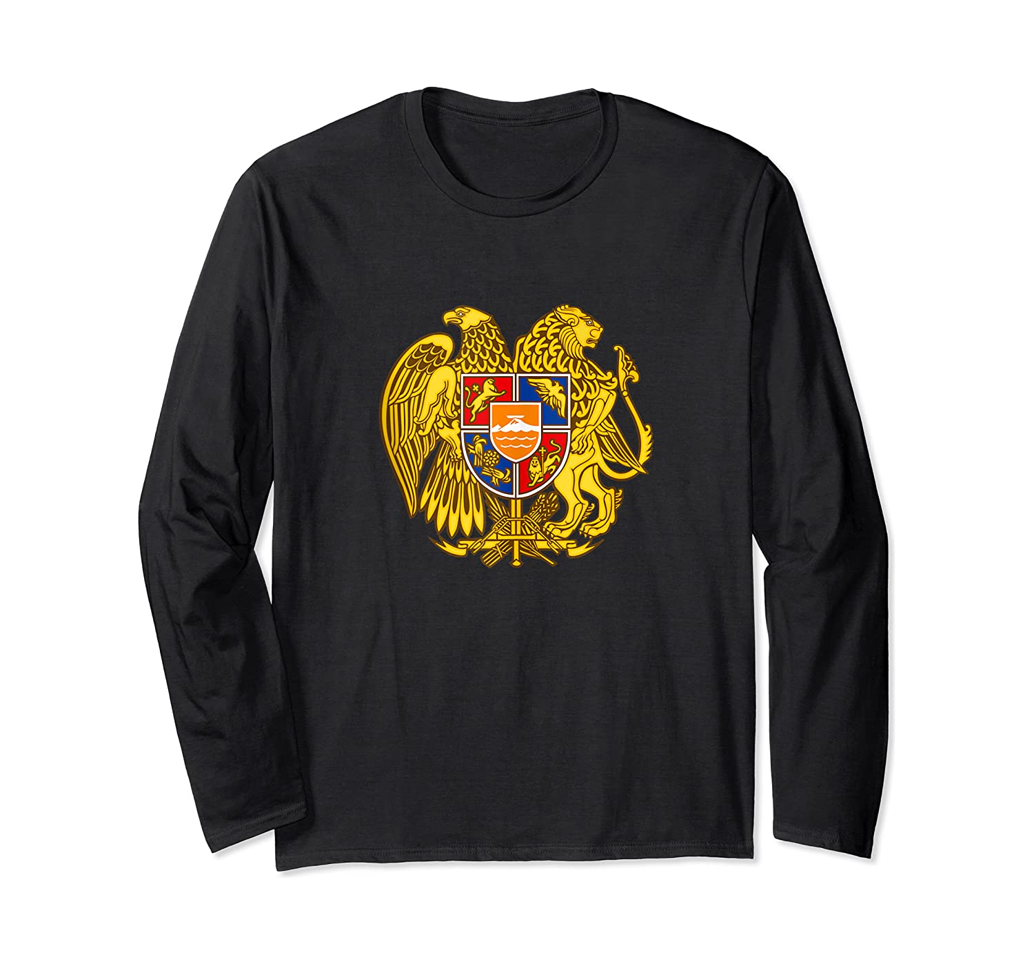 Aria Coat Of Arms Emblem On Shirts For & Tank Top Long Sleeve T-shirt