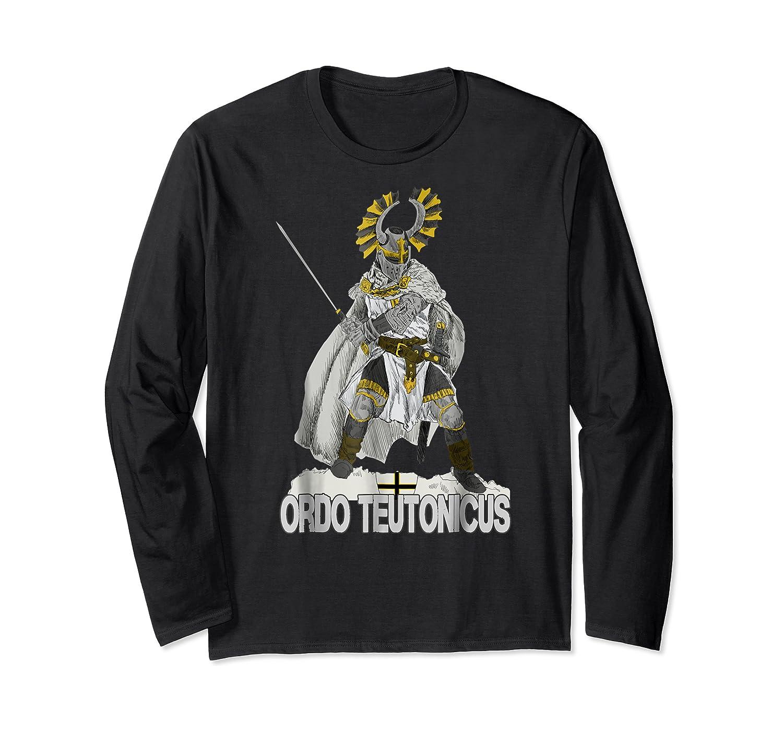 Knights Of The Teutonic Order Shirts Long Sleeve T-shirt