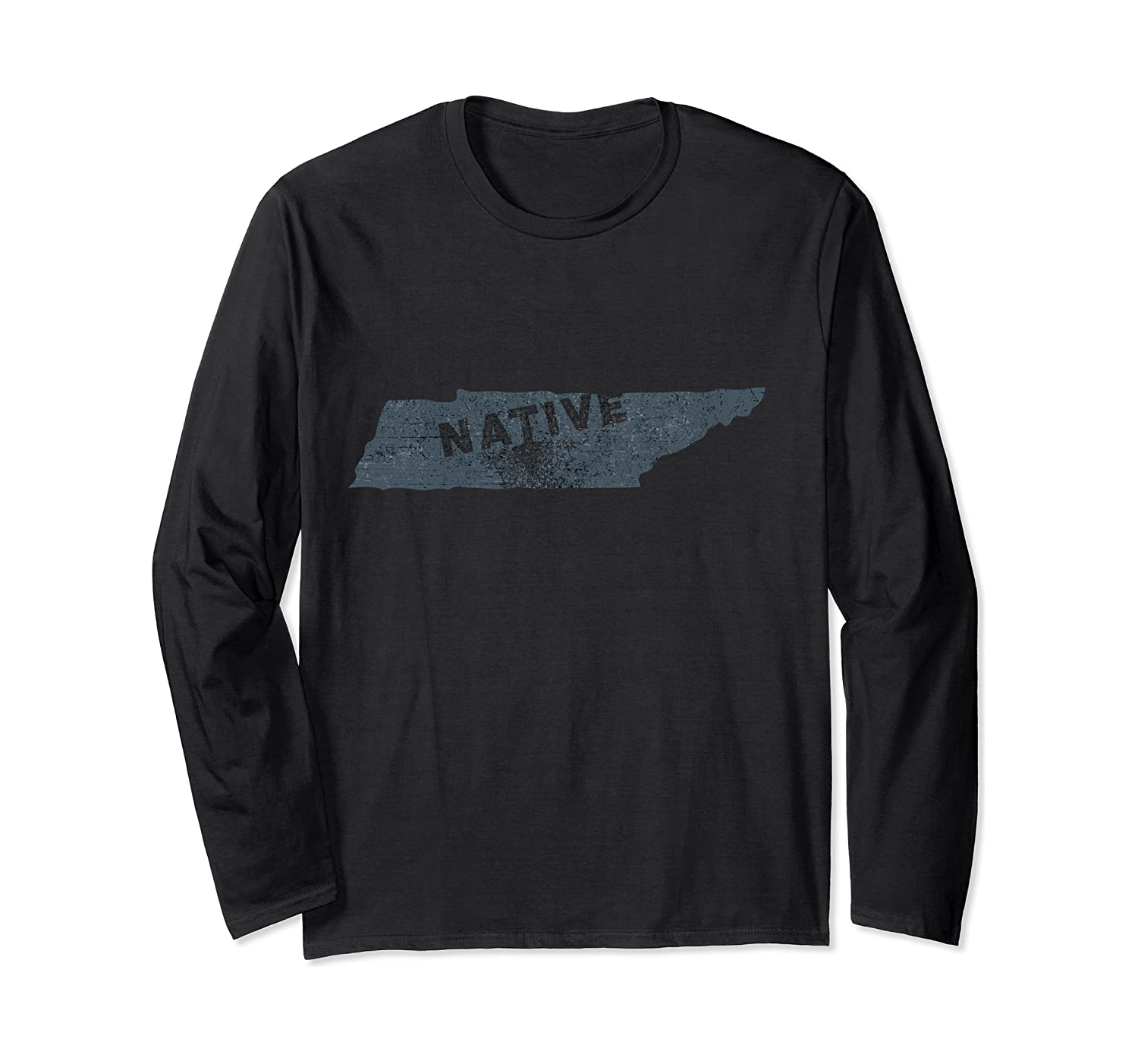 Home State Native Tennessee Long Sleeve T-Shirt