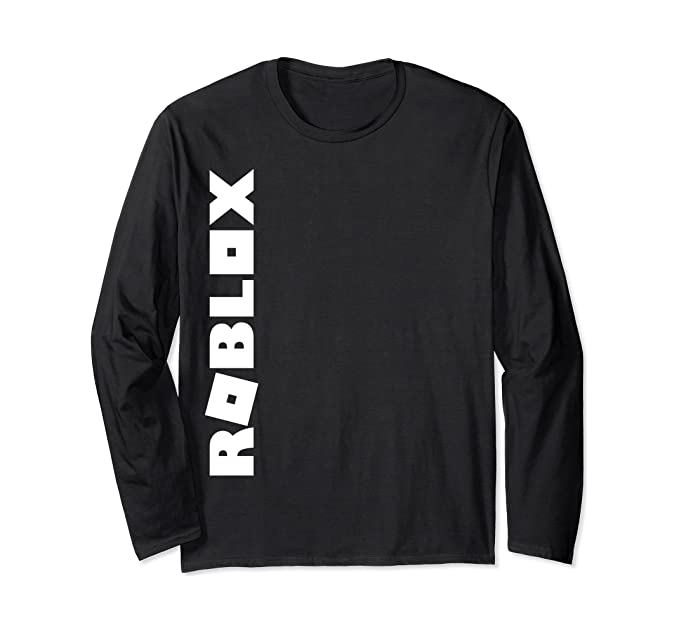 eleven s mall outfit roblox Amazon Com Roblox Logo Longsleeve Shirt Clothing