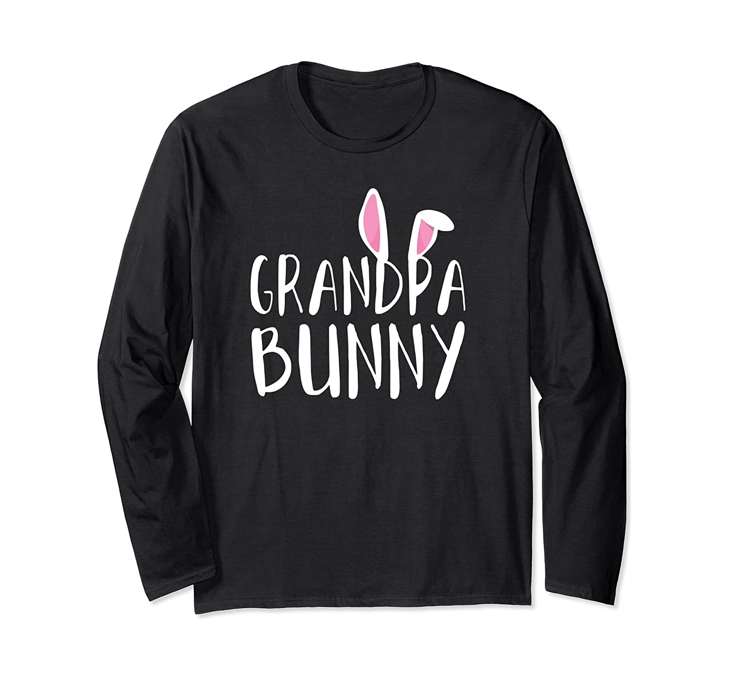 Easter Grandpa Bunny For Paps Family Matching Easter Shirts