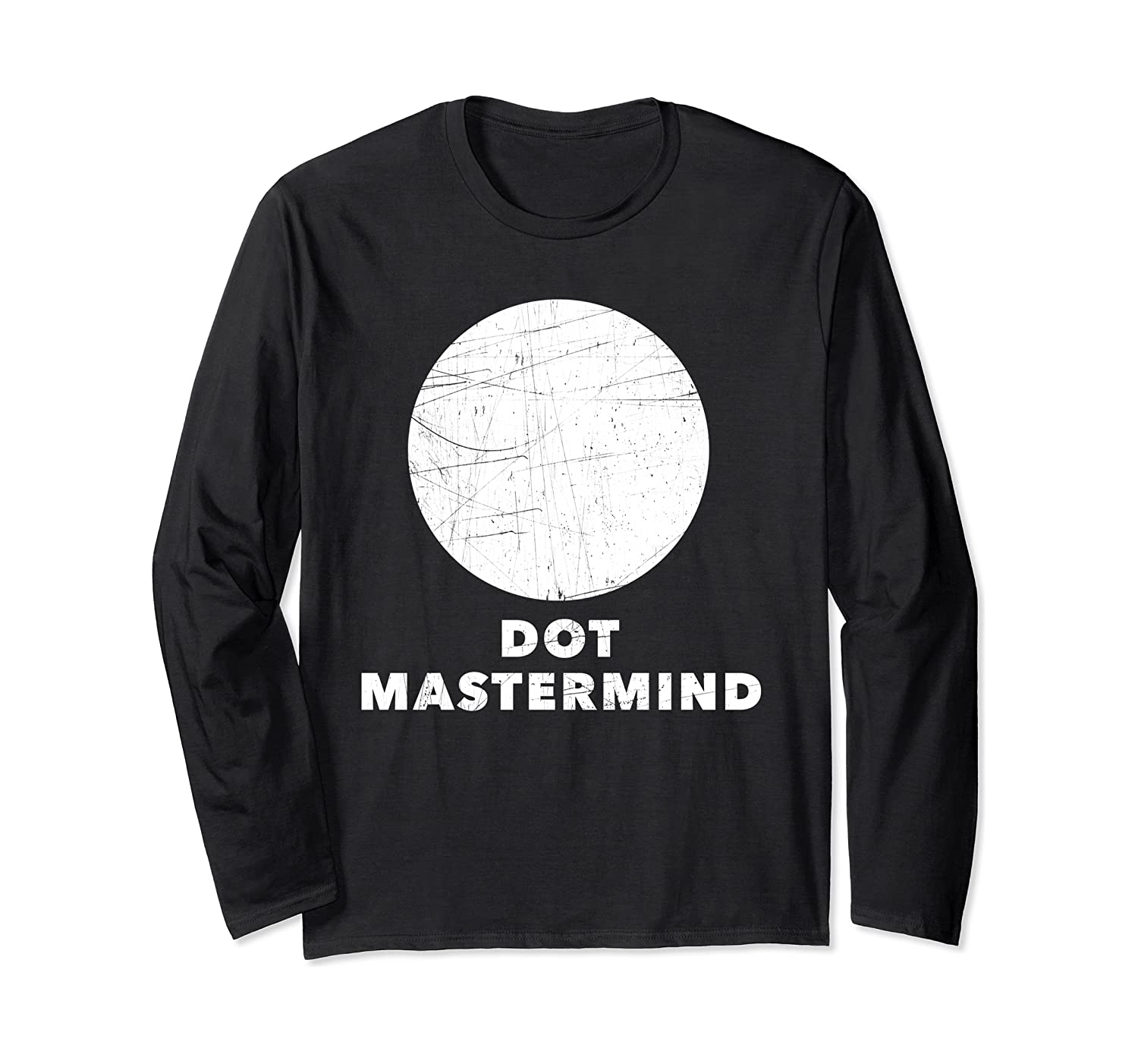 official site popular stores official photos Amazon.com: Marching Band Shirt Dot Mastermind Long Sleeve Tshirt ...
