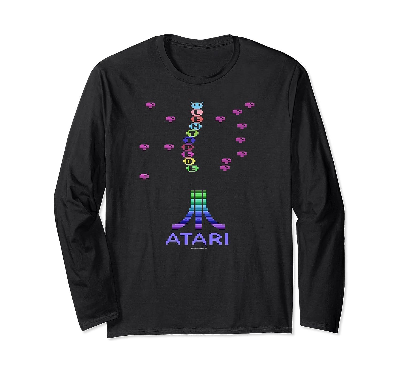 Atari Centipede Atari Intro Screen