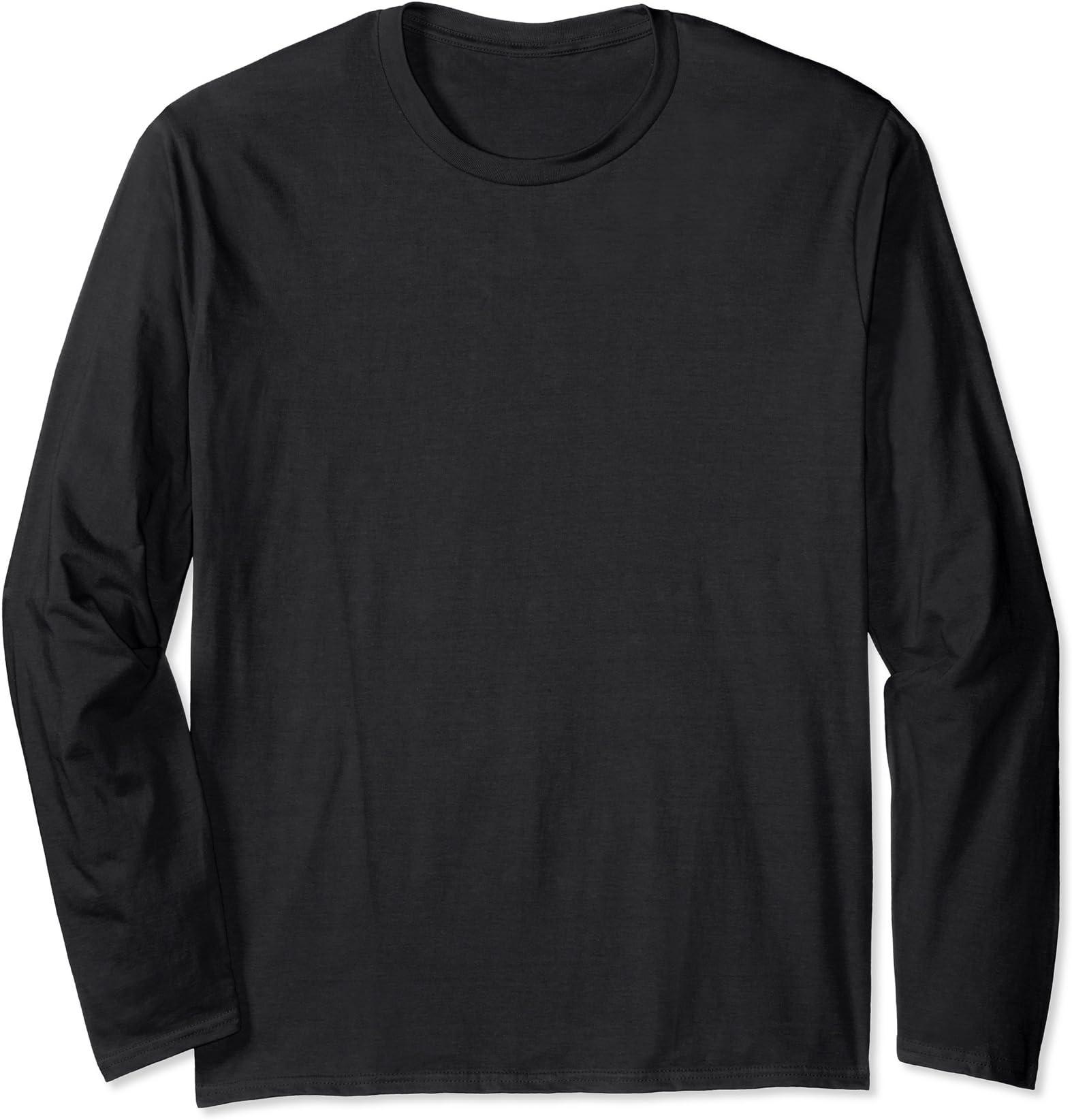 : Black//Orange Star Wars : Long Sleeved Top : Disney Sweatshirt for Boys