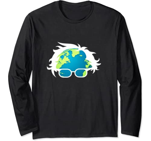 Green New Deal Bernie Sanders For President Earth Day 2020 Long Sleeve T Shirt