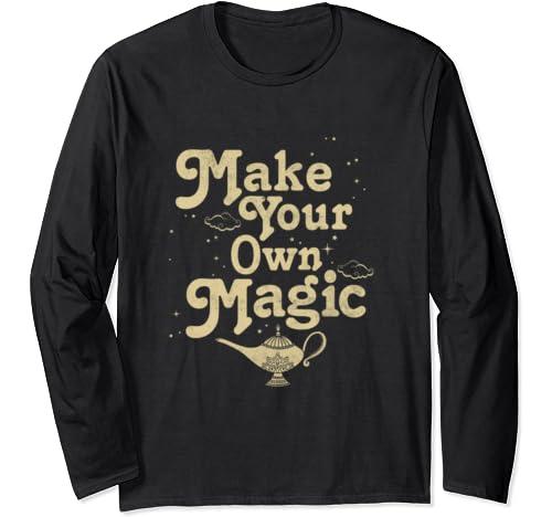Disney Aladdin Make Your Own Magic Long Sleeve T Shirt