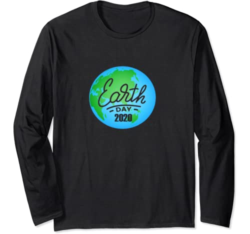 Earth Day 2020 Earth Day Men Women Kids Gift Long Sleeve T Shirt