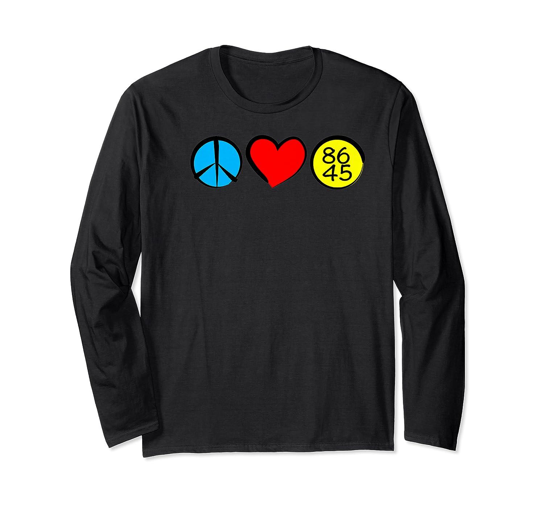 8645 Impeach Trump T Shirt Premium T Shirt Long Sleeve T-shirt