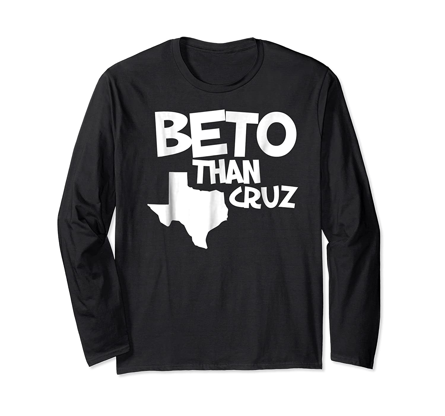 Vote For Beto Loteria Card, Orourke For Texas Senate Shirts Long Sleeve T-shirt