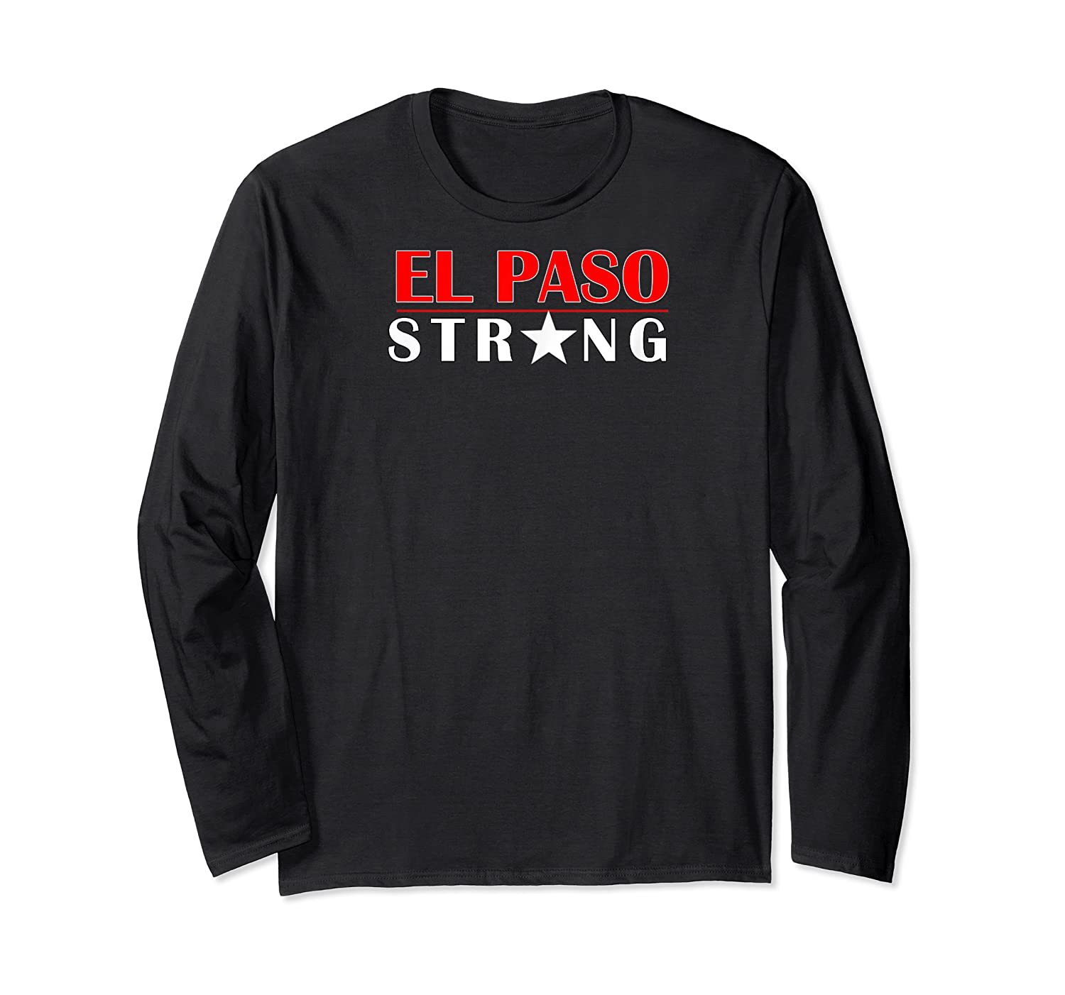 For Support And Shirts Long Sleeve T-shirt