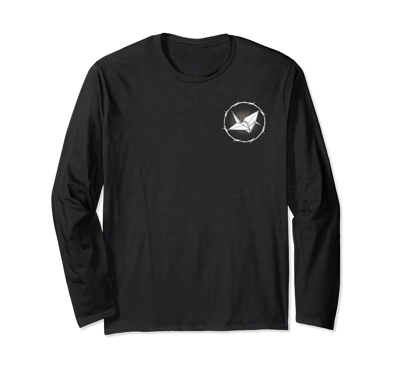 Break Me Out Origami Prison T Shirt Premium T Shirt Long Sleeve T-shirt