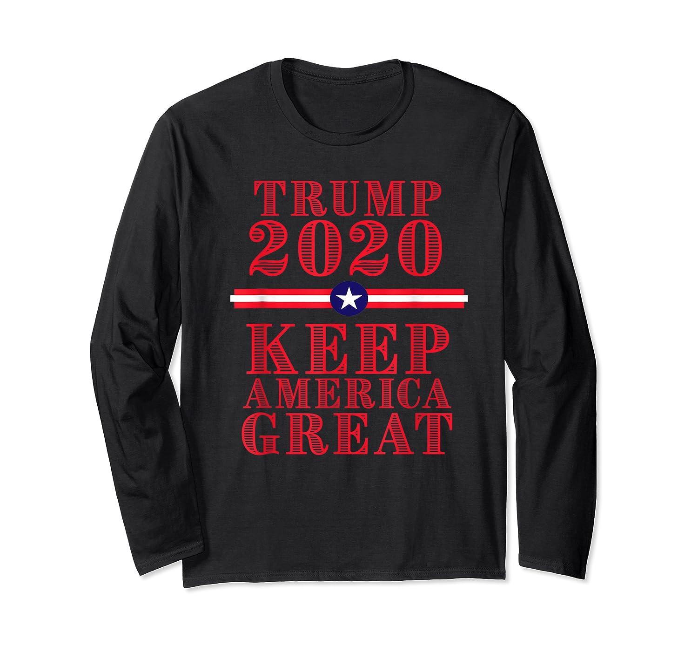 Donald Trump Election Day Shirt Unisex Trump T Shirt Long Sleeve T-shirt