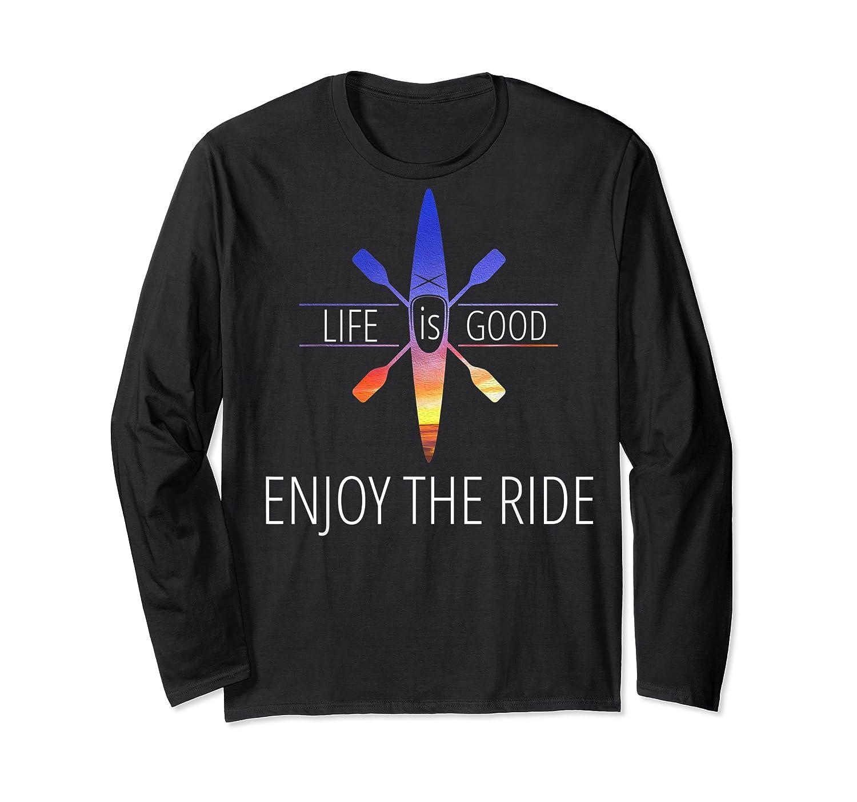 Kayak Fishing Accessories T Shirt Long Sleeve T-shirt