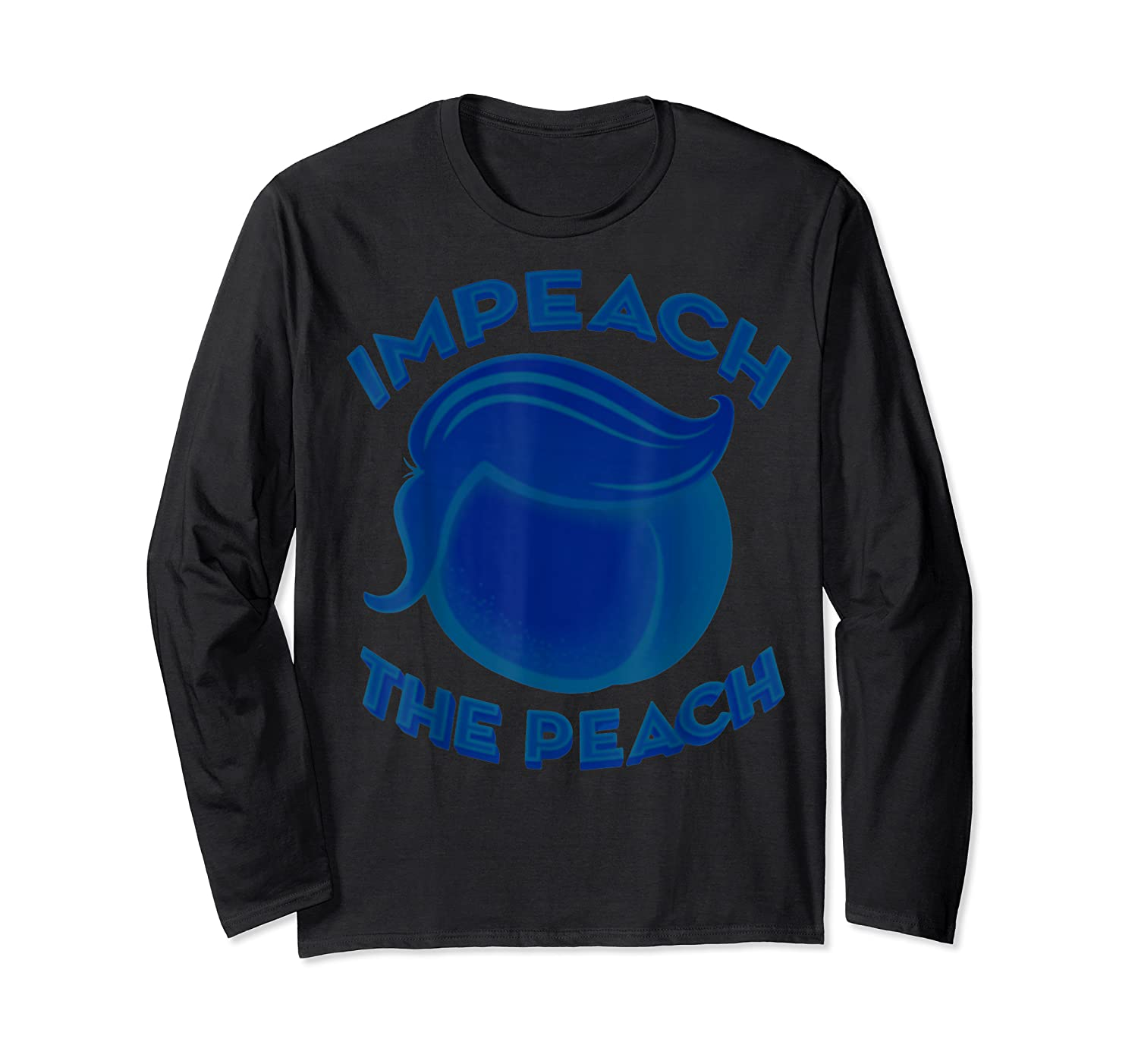 Impeach Halloween T Shirt For Girls And Adults Long Sleeve T-shirt