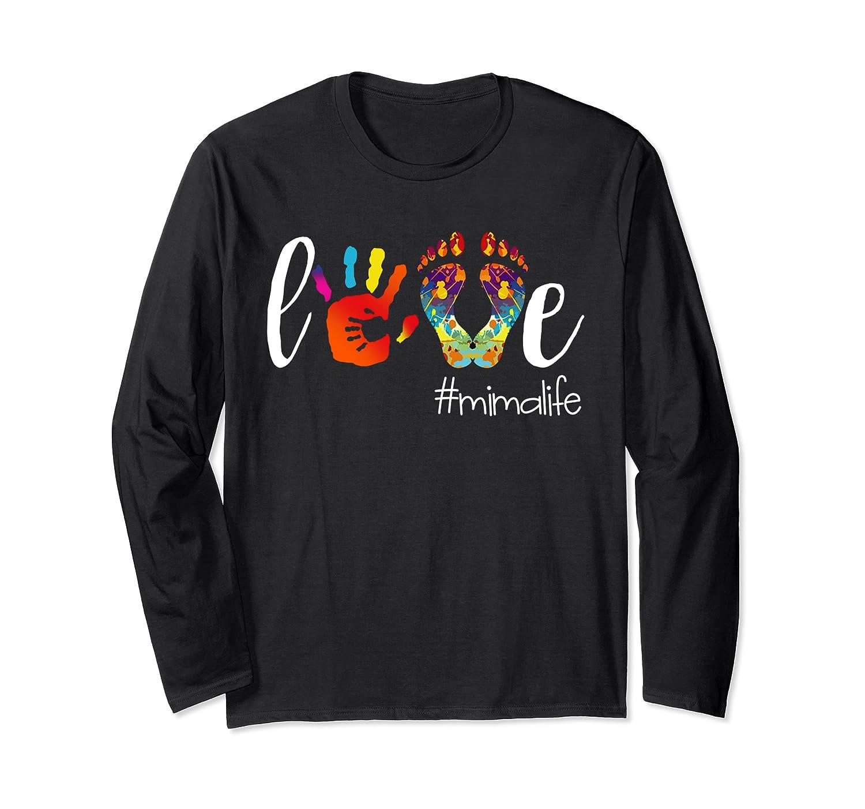 Colorful Love Mima Life Shirts