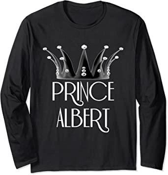 A why prince is albert called piercing the QI Talk
