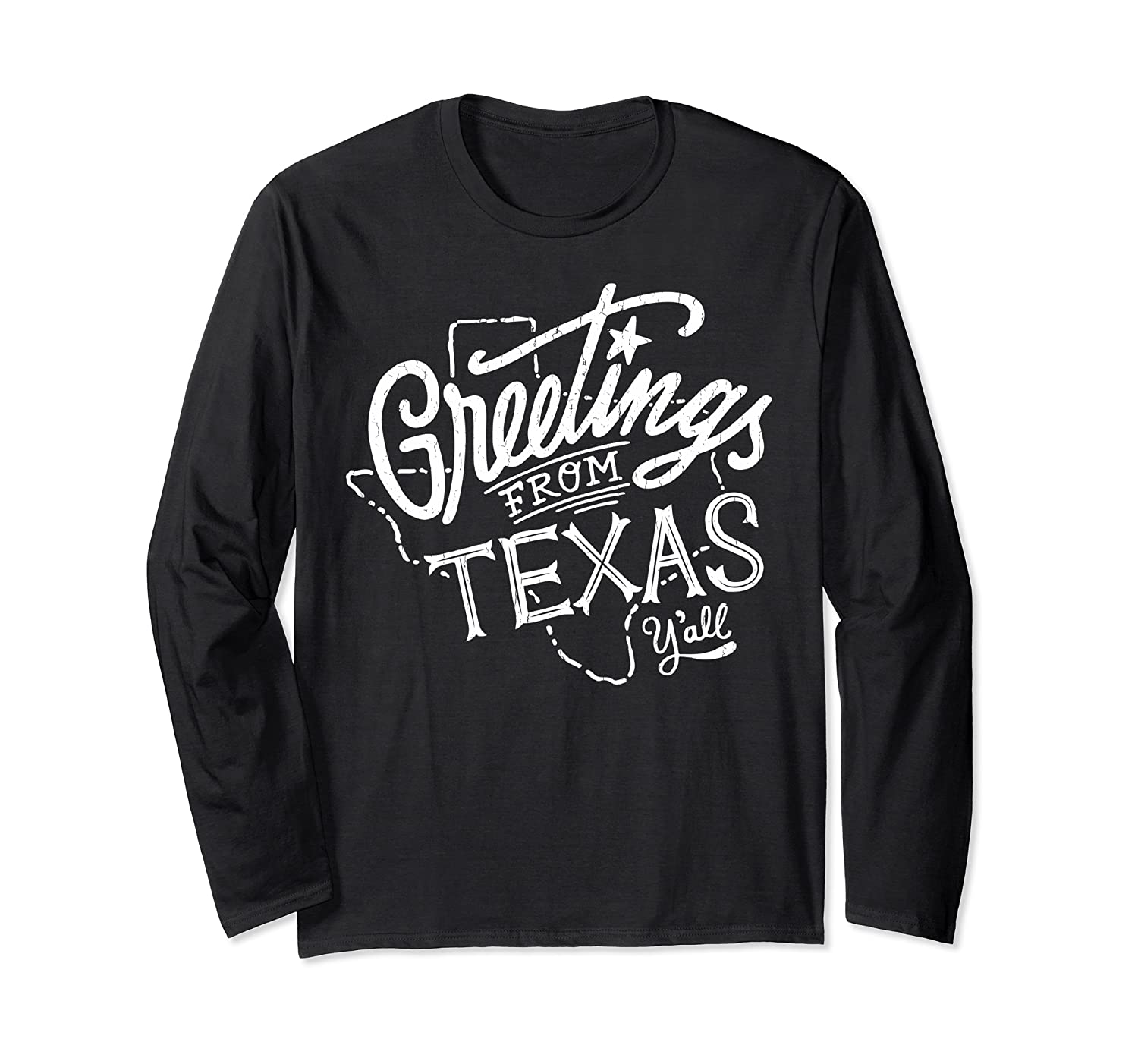 Greetings From Texas American Shirts