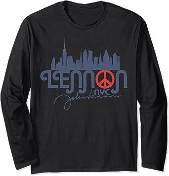 John Lennon - Peace, NYC Manche Longue