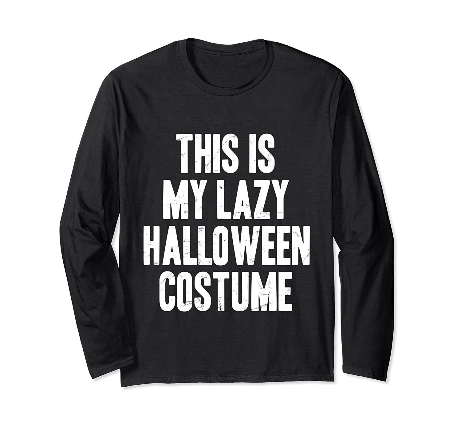 This Is My Lazy Halloween Costume Halloween Gift Shirts