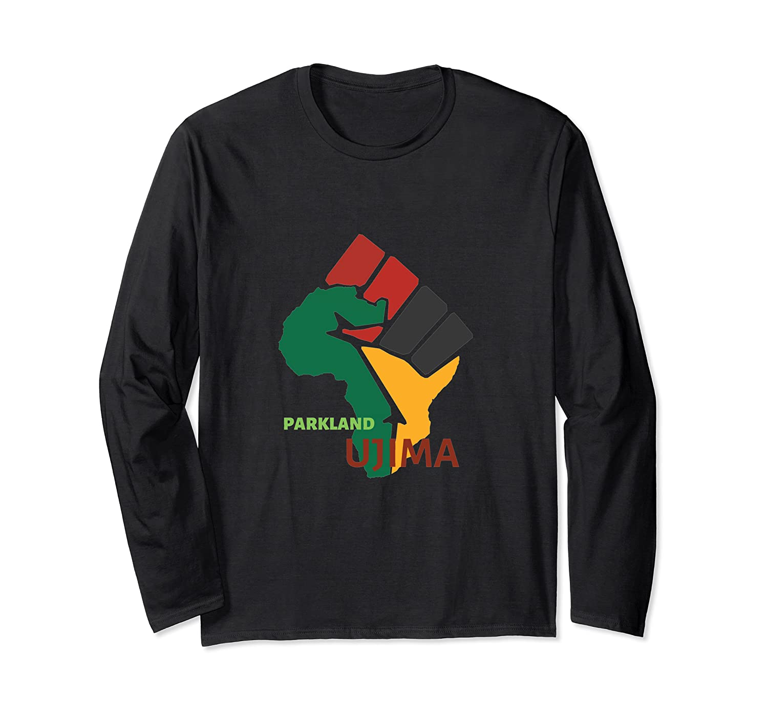 Parkland Ujima Long Sleeve T-Shirt