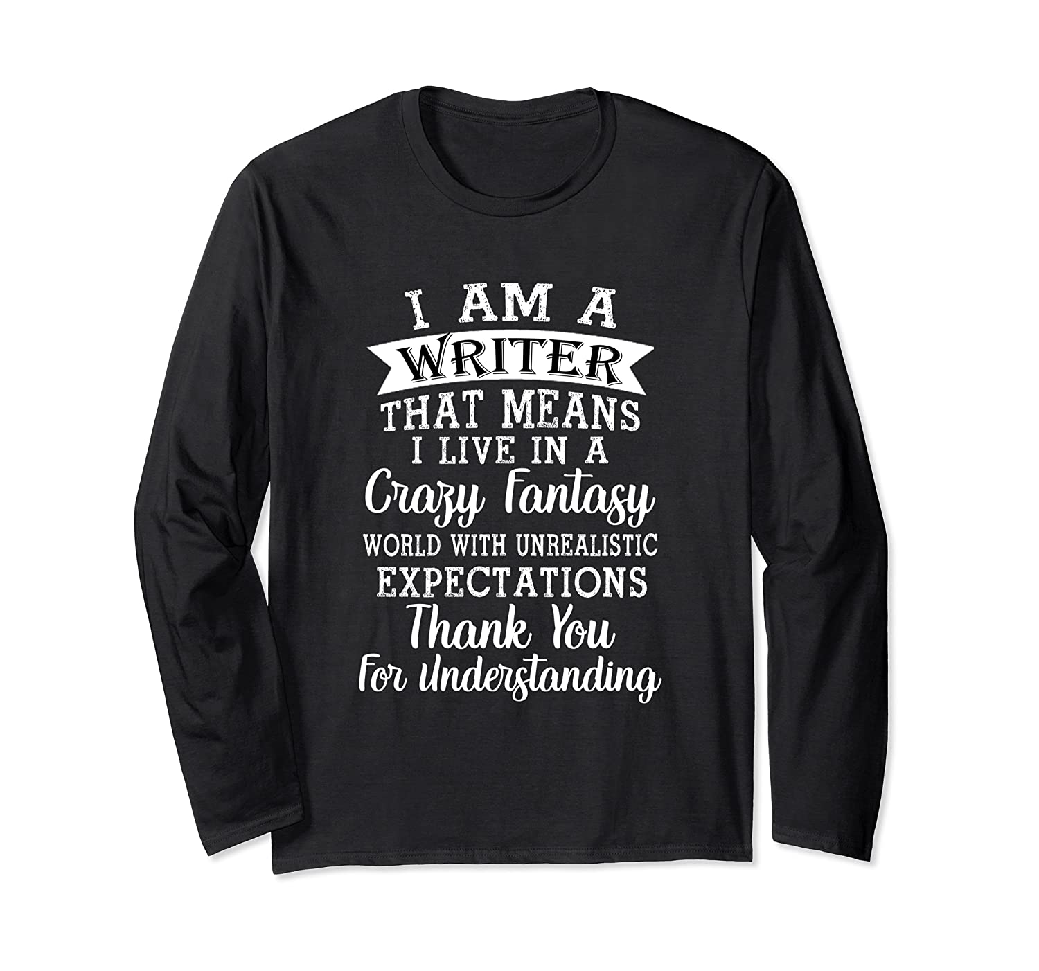 I M A Writer Gift For Authors Novelists Literature Funny T Shirt