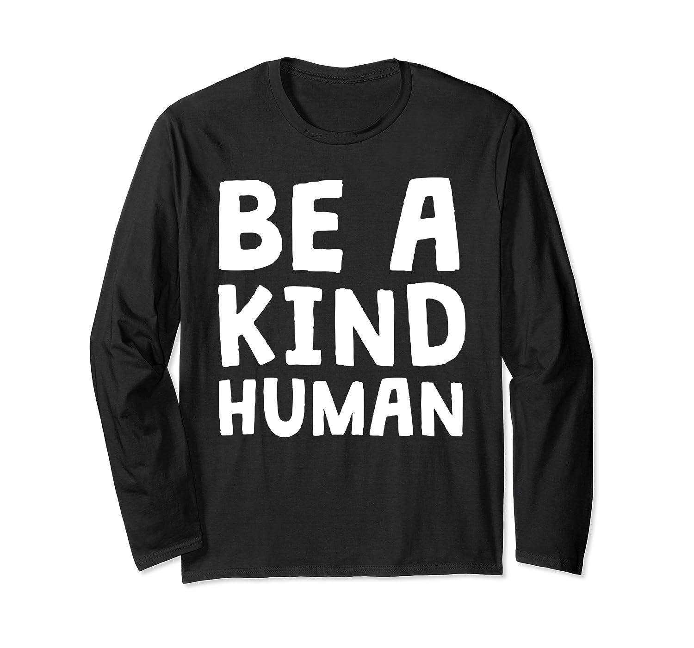 Be A Kind Human Tea Kindness Math School Anti Bully Shirts
