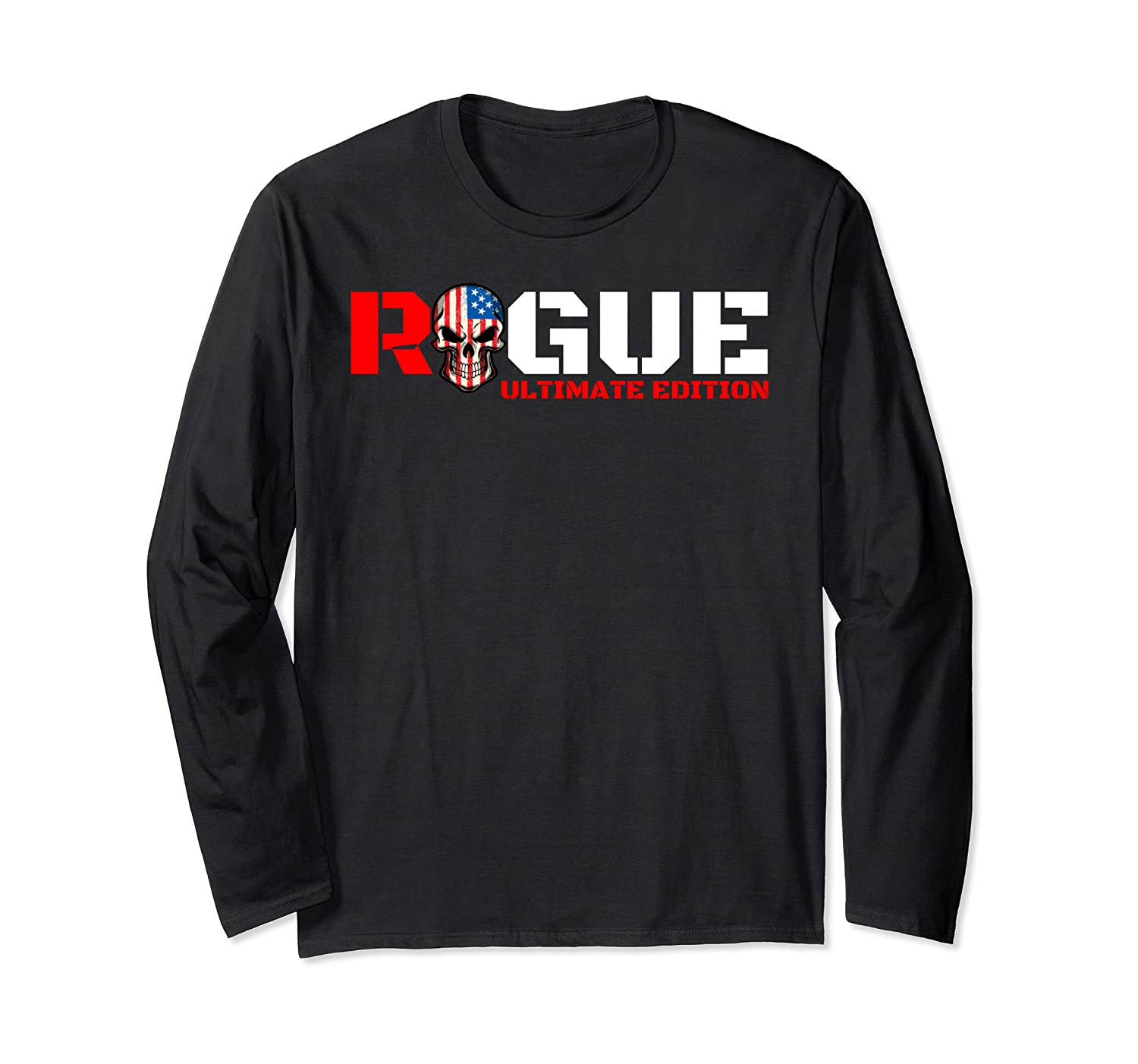 Rogue Cool Military Style Armed Forces Bad Boy Shirts