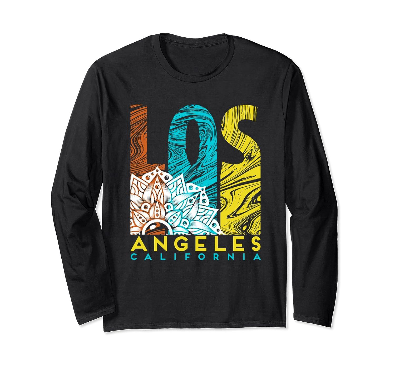 Los Angeles Shirt California City Los Angeles T Shirt