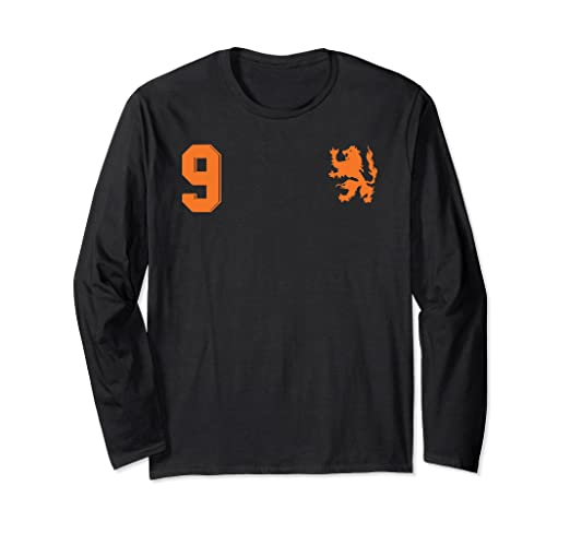 Image Unavailable. Image not available for. Color  Netherlands Soccer Jersey  Nederland Football ... 9bfef34da