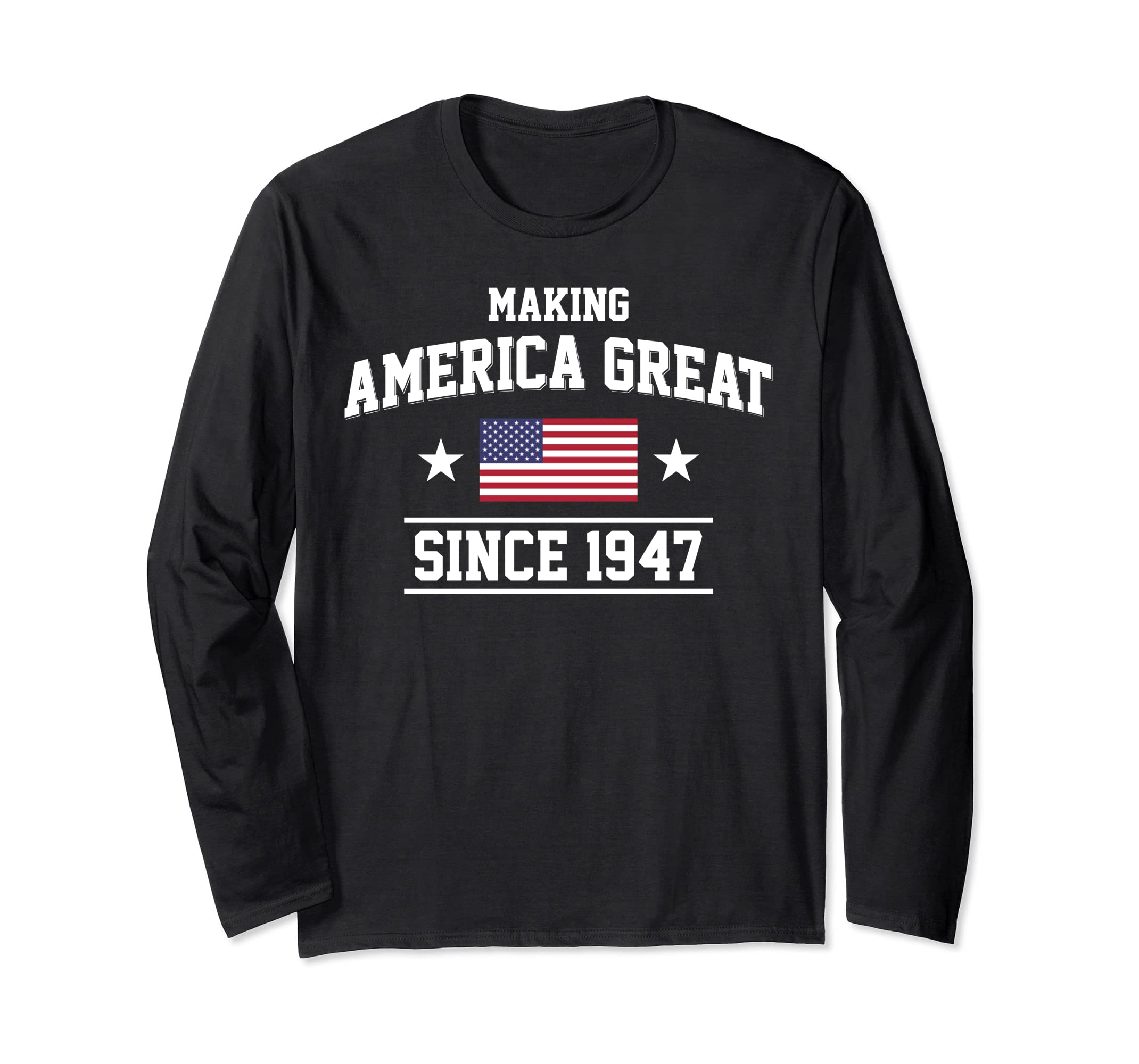 71th Birthday Gift,Awesome Since 1947 71 Years Old TShirt-Bawle