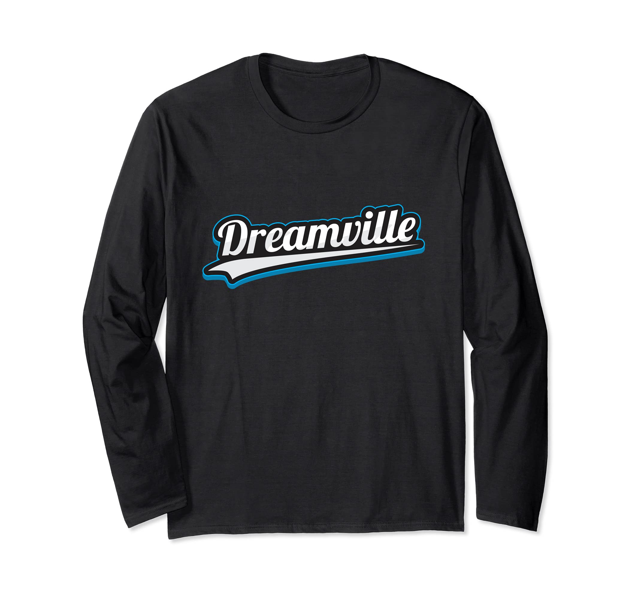 Dreamville Loo Show Records Long Sleeve T Shirts-Bawle