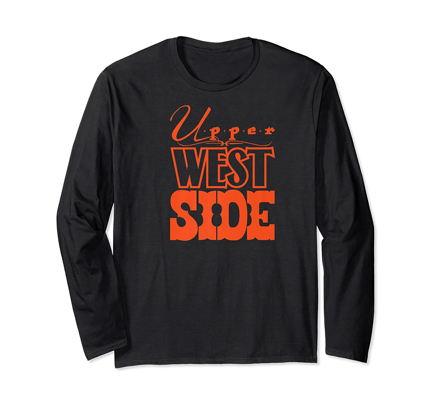 Upper West Side Grocery Store Tribute T Shirt Long Sleeve T-shirt
