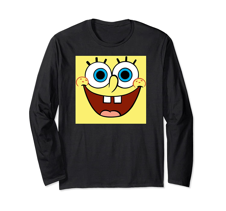 Nickelodeon Spongebob Open Smile Face T-shirt