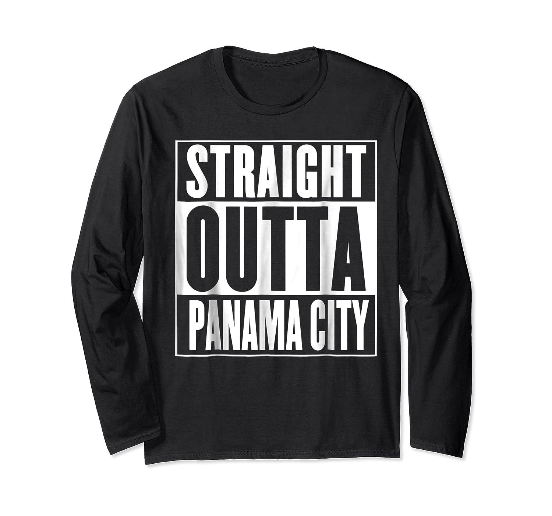 Straight Outta Pa City Shirt Long Sleeve T-shirt