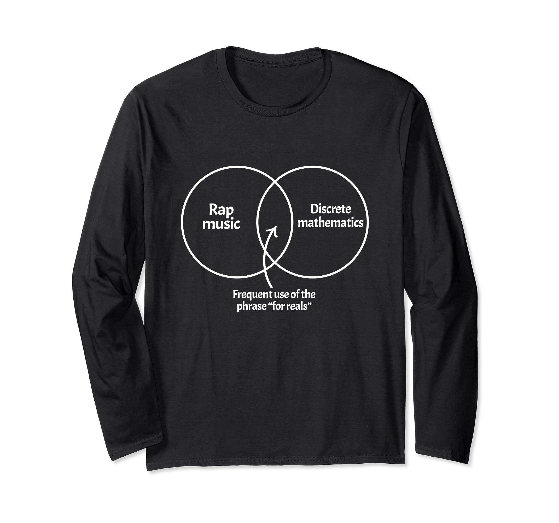 rap music discrete mathematics venn diagram funny math