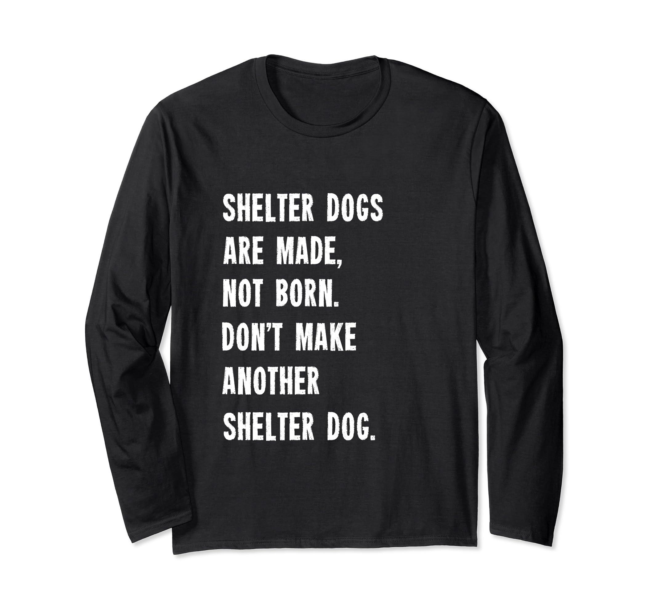 Amazon.com: Dog Adoption Quotes Sayings T shirt: Clothing