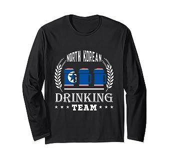 Amazon com: Beer North Korean Drinking Team North Korea Flag