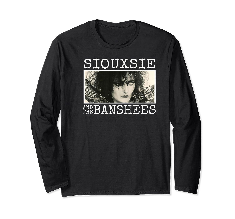 Siouxsie And The Banshees Siouxsie Sioux Premium T Shirt Long Sleeve T-shirt