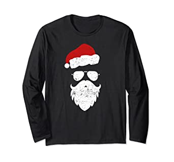 86c96ca5931 Image Unavailable. Image not available for. Color  Hipster Santa Beard  Aviator Sunglasses ...