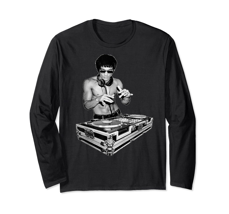 Bruce Dj By Bruce Shirts Long Sleeve T-shirt