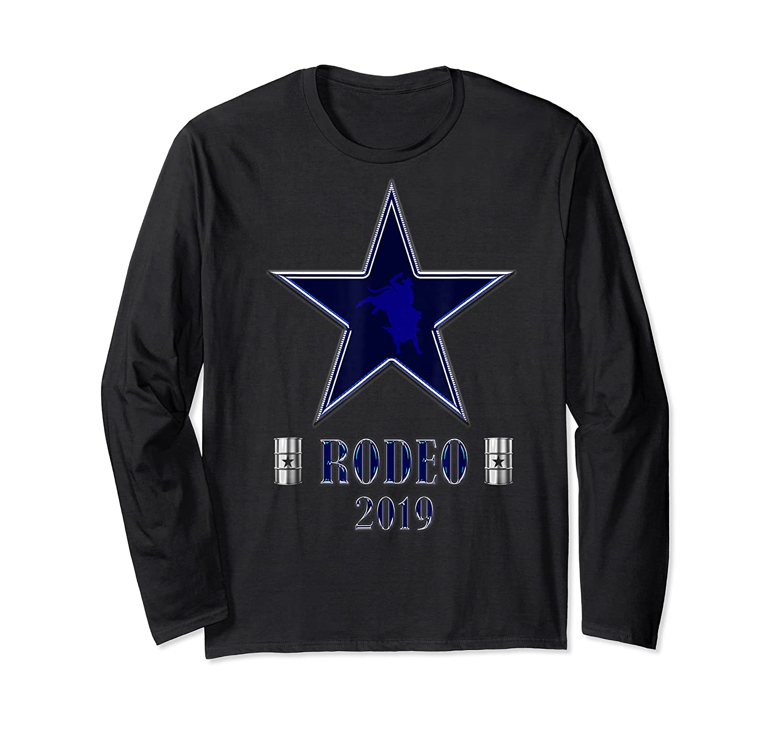 Rodeo 2019 T Shirt Houston Rodeo Long Sleeve T-shirt