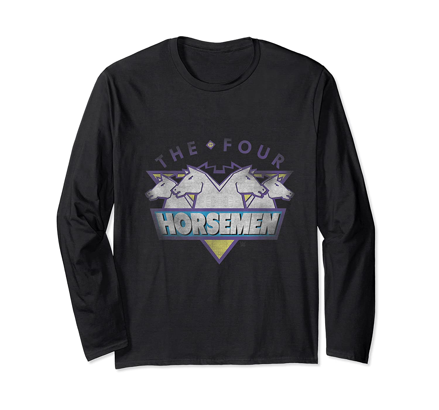 The Four Horse The Original Group T- Shirts Long Sleeve T-shirt