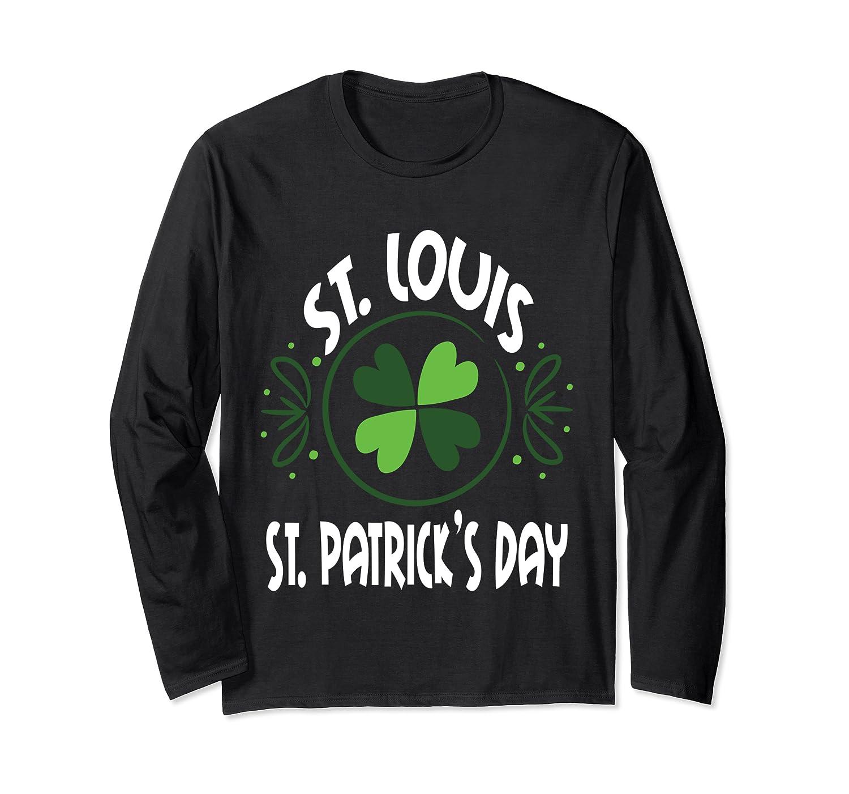 Saint Paddys Day St. Louis St Patricks Missouri T-shirt