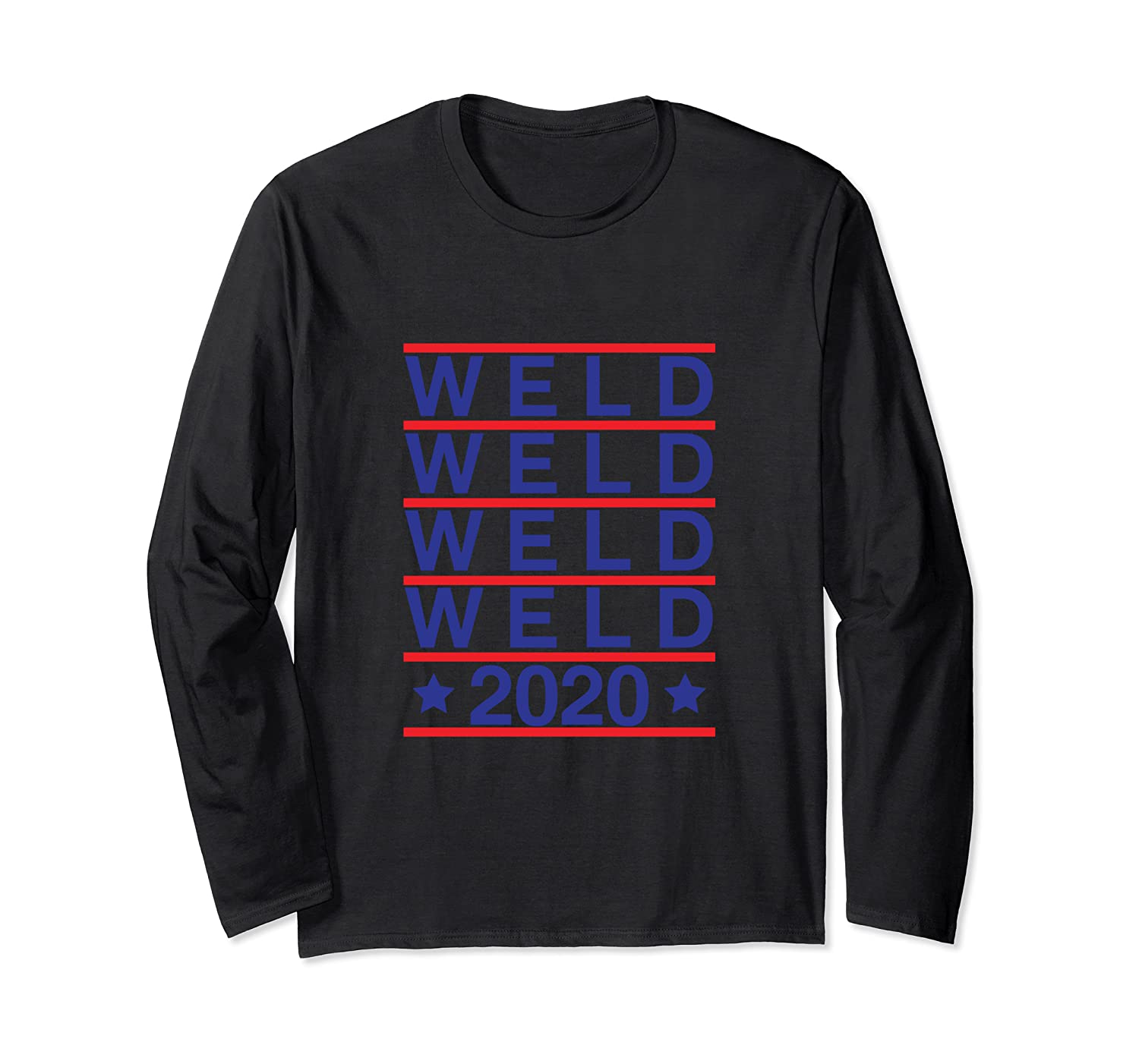 Weld 2020 Usa Republican Party Campaign President Election Shirts