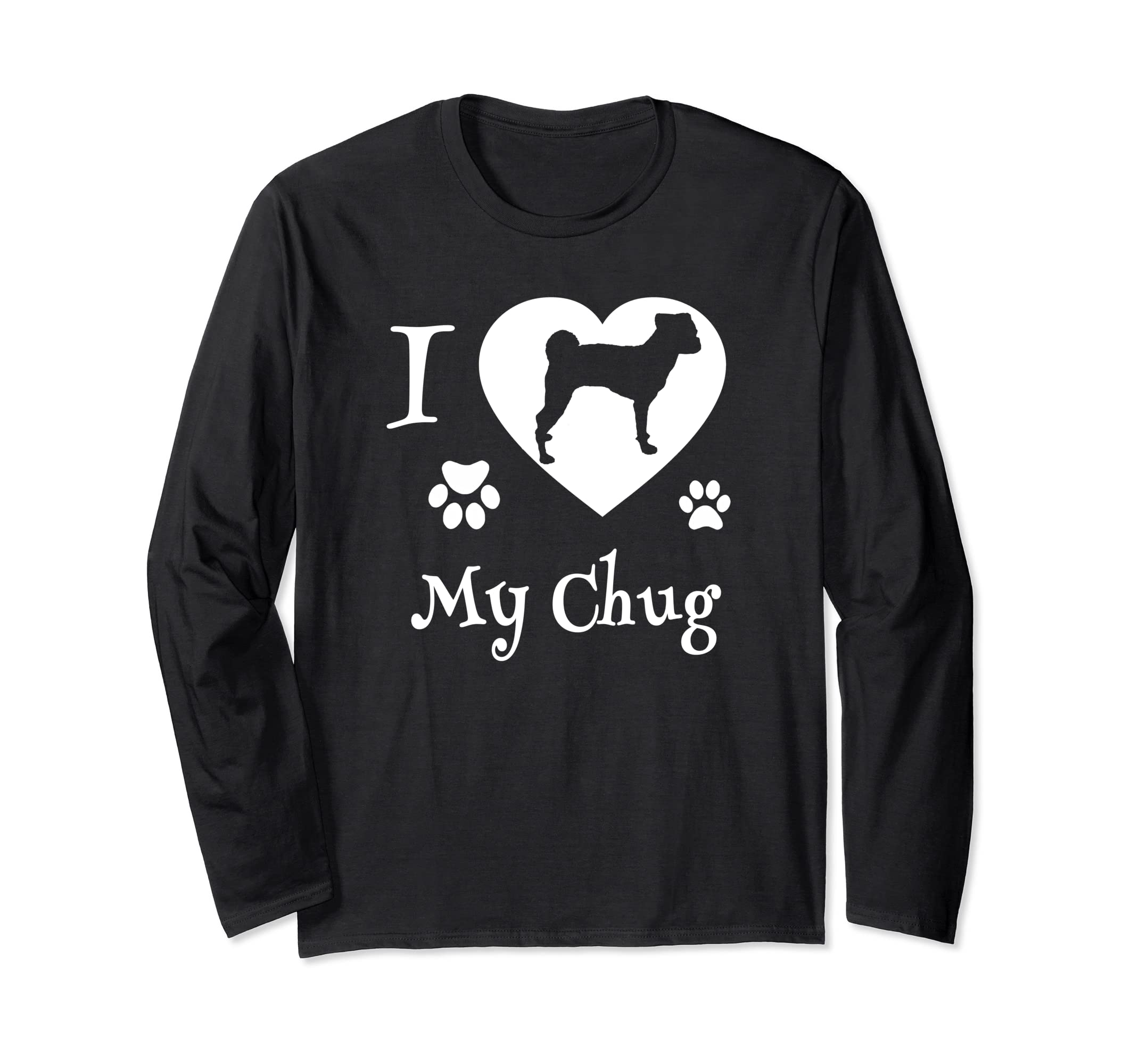 Chug Dog Gifts I Love My Chug Dog Shirt