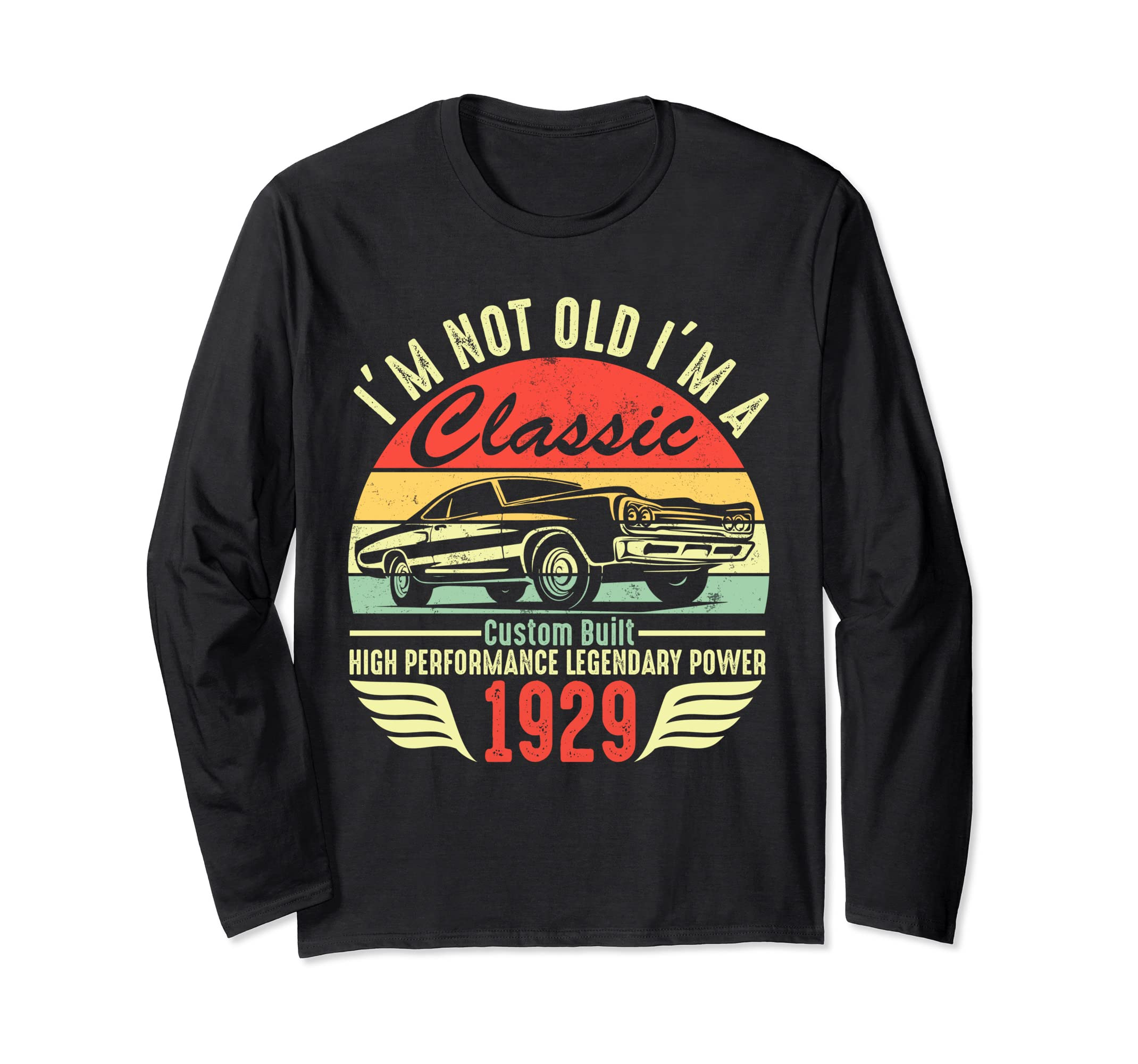 Amazon Classic 1929 Shirt 90th Birthday Gift Ideas For Men Women Clothing