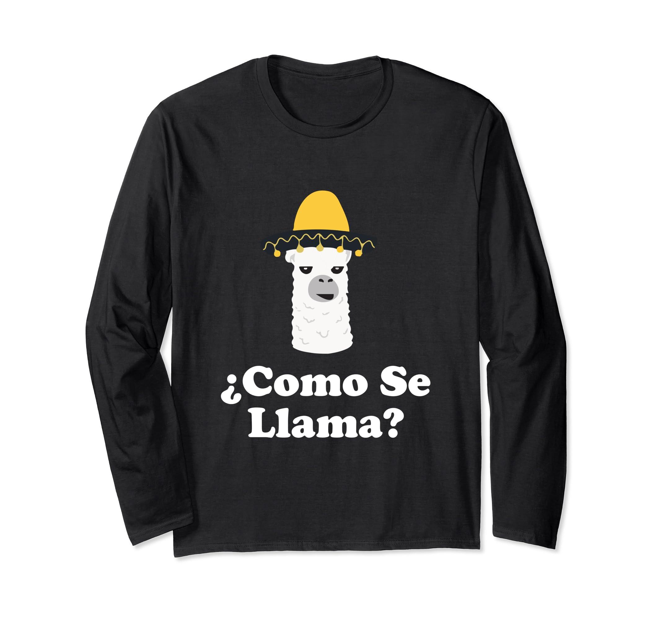 Amazon Como Se Llama Long Sleeve Clothing