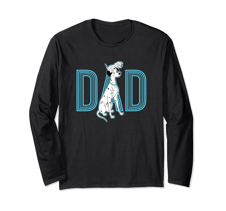 101 Dalmatians Pongo And Penny Dad Shirts