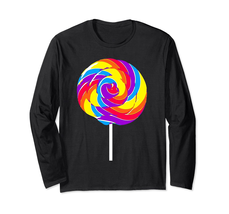 Lollipop , Rainbow Sucker, Candy Shirts